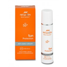 Sun Face & Body SPF50 - 50ml